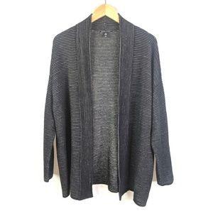 Eileen Fisher Cardigan Sweater Womens M